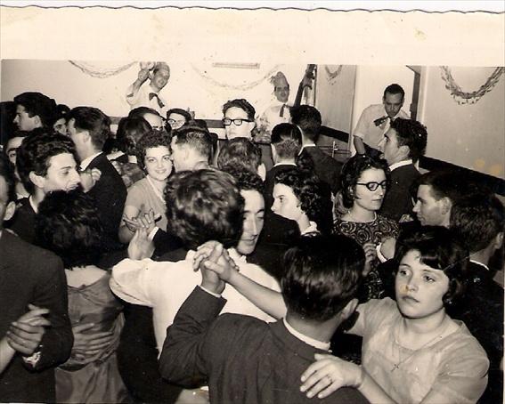 Bailes daquela época